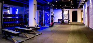 The OCP gym